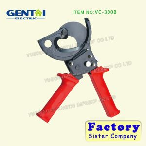 Mechanical Crimping Pliers / Cable Cutter/ Ratchet Cable Cutter pictures & photos