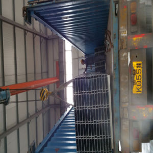 Steel Construction Warehouse with Crane pictures & photos