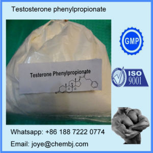 White Crystalline Powder Testosterone Phenylpropionate Test Phenylpropionate 99.9% pictures & photos