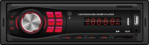 Cheap Price LED Display 1 DIN Car Stereo with SD/USB/AUX pictures & photos