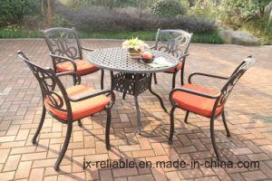 Classic Cast Aluminum Garden Furniture Sets Furniture pictures & photos