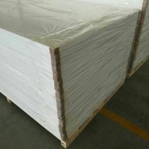 Waterproof and Fireproof PVC Foam Sheet for Cabinet pictures & photos