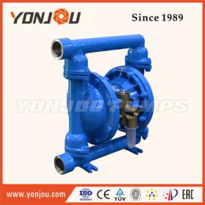 Iron Cast Pneumatic Diaphragm Pump (QBY-40) pictures & photos