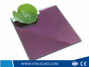 1.5-3mm Aluminum Mirror Sheet Glass with CE & ISO9001 pictures & photos
