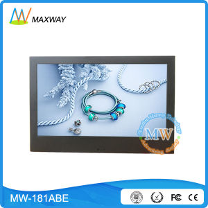 16: 9 18.5 Inch Android Advertising Tablet with Poe Ethernet WiFi 3G 4G Option (MW-181ABE) pictures & photos