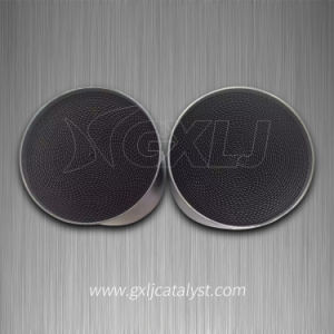 Metallic Honeycomb Catalyst Motorcycle Spare Parts Substrate pictures & photos