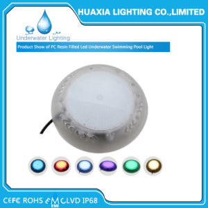 Epoxy PAR56 Bulb LED Swimming Pool Underwater Light pictures & photos