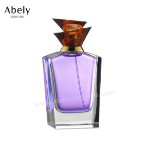 Sweet Designer Customized Women Perfume Bottle with Bowknot pictures & photos