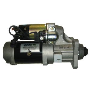 65.26201-7093 Dl06 Genuine Parts Doosan Engine Starter pictures & photos