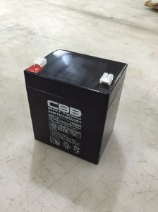 12V5ah AGM Sealed Lead Acid Battery for Lighting System pictures & photos