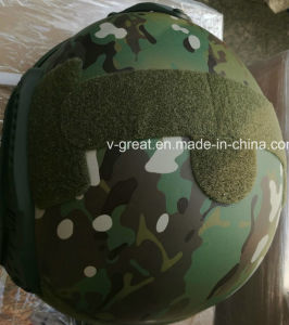 Bulletproof Helmet with Multicam MTP Color pictures & photos