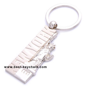 Souvenir New York Gift Letter Metal Keychain (BK11639) pictures & photos