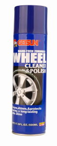 Getsun G-7093 Wheel Cleaner & Polish