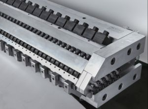 Extrusion Moulds for Plastic Sheets Film T- Dies