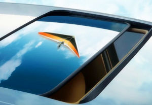 Auto Window for Car Sunroof