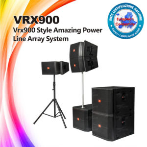 Vrx918sp 18inch Powered Subwoofer, Line Array Subwoofer pictures & photos