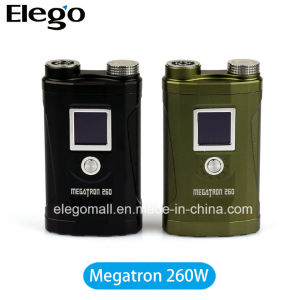 E Cigarette Megatron 260 Mod 18650 Battery pictures & photos