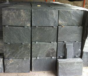 Black Cultural Slate Wall Panel Tiles (CSST-012)