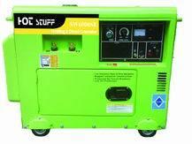 Welder Generators (SW6000SE) , Air Cooled Diesel Type pictures & photos