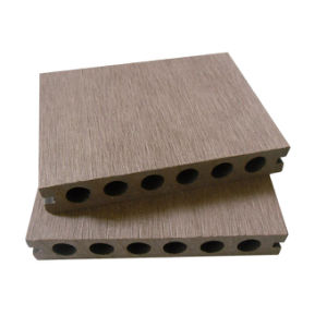 Wood Plastic Composite Flooring Deck pictures & photos