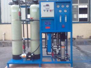 Cat Pump System 4500gpd Seawater Desalination pictures & photos