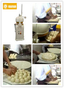 Full Automatic Dough Round Divider for Bread with Divide Function pictures & photos