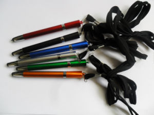 2014 New Touch Screen Ball Pen with Belt (USF3020)