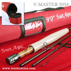 Stock Available 40t Sk Carbon Fly Fishing Rods pictures & photos
