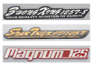 Customized Metal Car Logo Car Models Decal Emblem Custom Badge pictures & photos