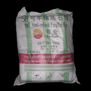 Semi Refined Paraffin Wax (58/60) pictures & photos