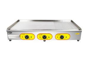 Hotsale Three Head Electric Griddle pictures & photos