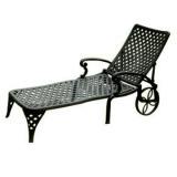 Cast Aluminium Chair (XG-1003)