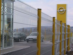 Bending Wire Mesh Fence pictures & photos