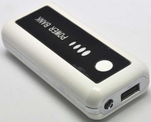 5.0V Power Bank 5, 600mAh with Build-in LED Lighting (YR56)