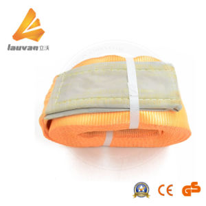 Hot Sell 6t CE&GS Approved Polyester Webbing Sling