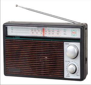 FM/AM/SW 3 Band Radio Receiver (BW-1201)