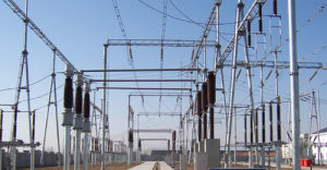 Professional Supplier Electrical Substation with ISO