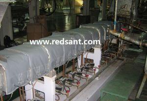 Plastic Extruder Machine Insulation, Energy Saving Extruder Barrel Insulation Blanket pictures & photos