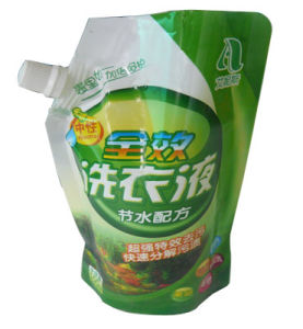 Liquid Spout Packing Bag - 6