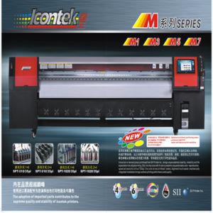 Icontek Solvent Printer SPT 510 /35pl Printhead