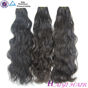 Double Weft Grade 5A Human Indian Hair Extension