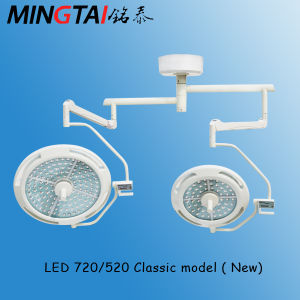 Shadowless Operation Lamp with High Configuration (LED 720/720) Classic Model pictures & photos