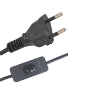 Uc Power Cords& Uc Electrical Outputs (YHB-1+Switch 303) pictures & photos