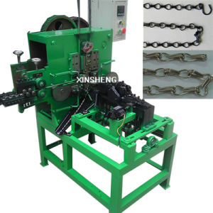 Mechanical Steel Wire Safety Chain Making Machine pictures & photos