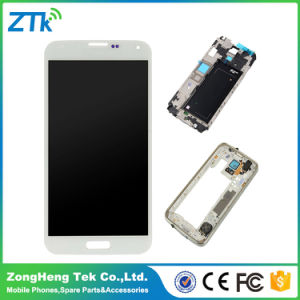 Mobile Phone LCD Touch Screen for Samsung Galaxy S5 LCD Display pictures & photos