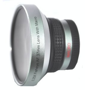 37mm 0.25x Fish Eye Lens With Macro (37FW3201)