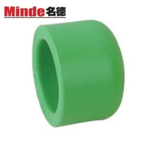 PPR Fittings Building Materials End Cap, Cap, PP-R Fittings pictures & photos