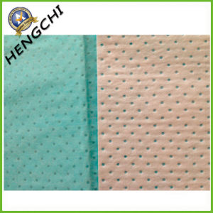 Non Woven Water Loving Composite Bed Sheet for Hospital (HC0142) pictures & photos