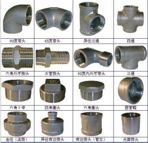 China Plumbing Parts China Tee Elbow Cross Valves
