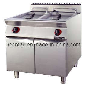 Double Tanks Fryer (FG9XB20YN) pictures & photos